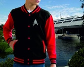 Star Trek Varsity Jacket