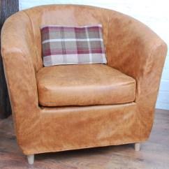 Backamo 3 Seater Sofa Slipcover Leather Sleigh Ikea Ektorp Funda. Simple Silln De La Gama Antigua ...