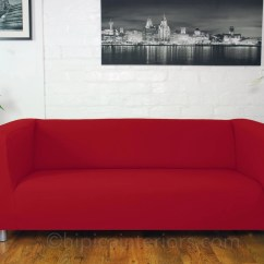 Sofa Waterproof Cover Sectionnel Montreal Ikea Klippan 2 Seat Slip To Fit The Etsy Image 0