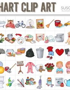 Image also job chart chore clip art etsy rh