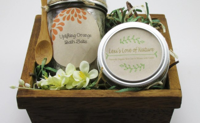 Spa Set Gift For Her Spa Gift Basket Relaxation Gift Etsy