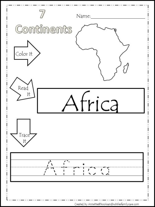 small resolution of Geography Curriculum Download. Preschool-2nd Grade. Worksheets   Etsy