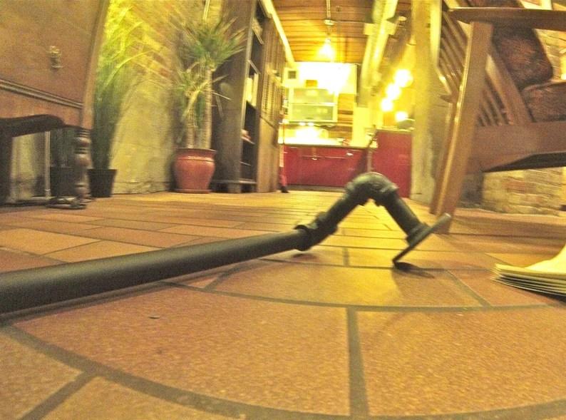 Industrial Pipe Railing Rustic Industrial Handrail Metal | Gas Pipe Stair Railing