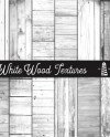 White Wood Textures Pale Wood Digital Paper Wood Textured Etsy