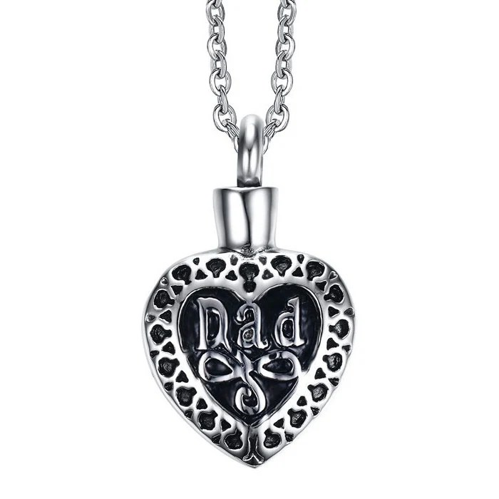 Perfume cremation jewelry ashes necklace cremation necklace