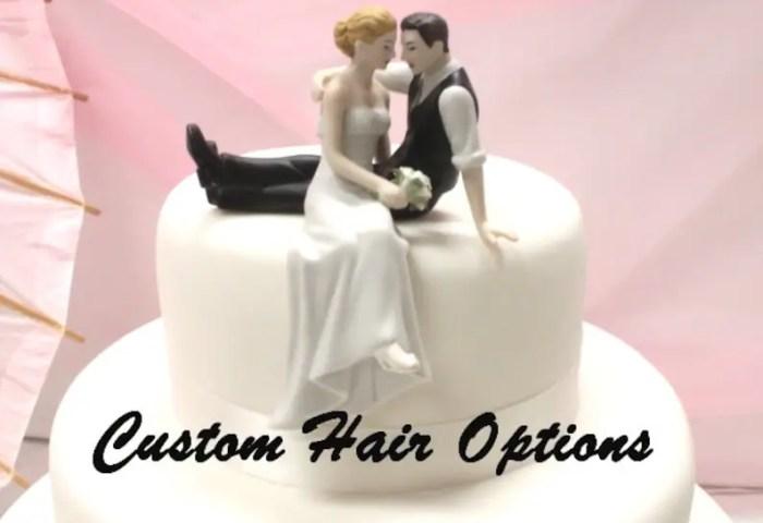 Custom Wedding Cake Topper Romantic Cake Topper Bride And Etsy