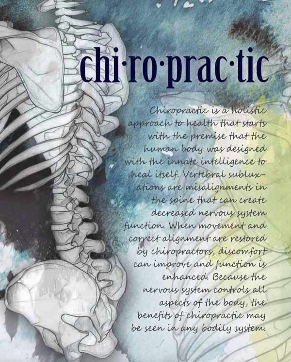 Definition Of Chiropractic Artwork