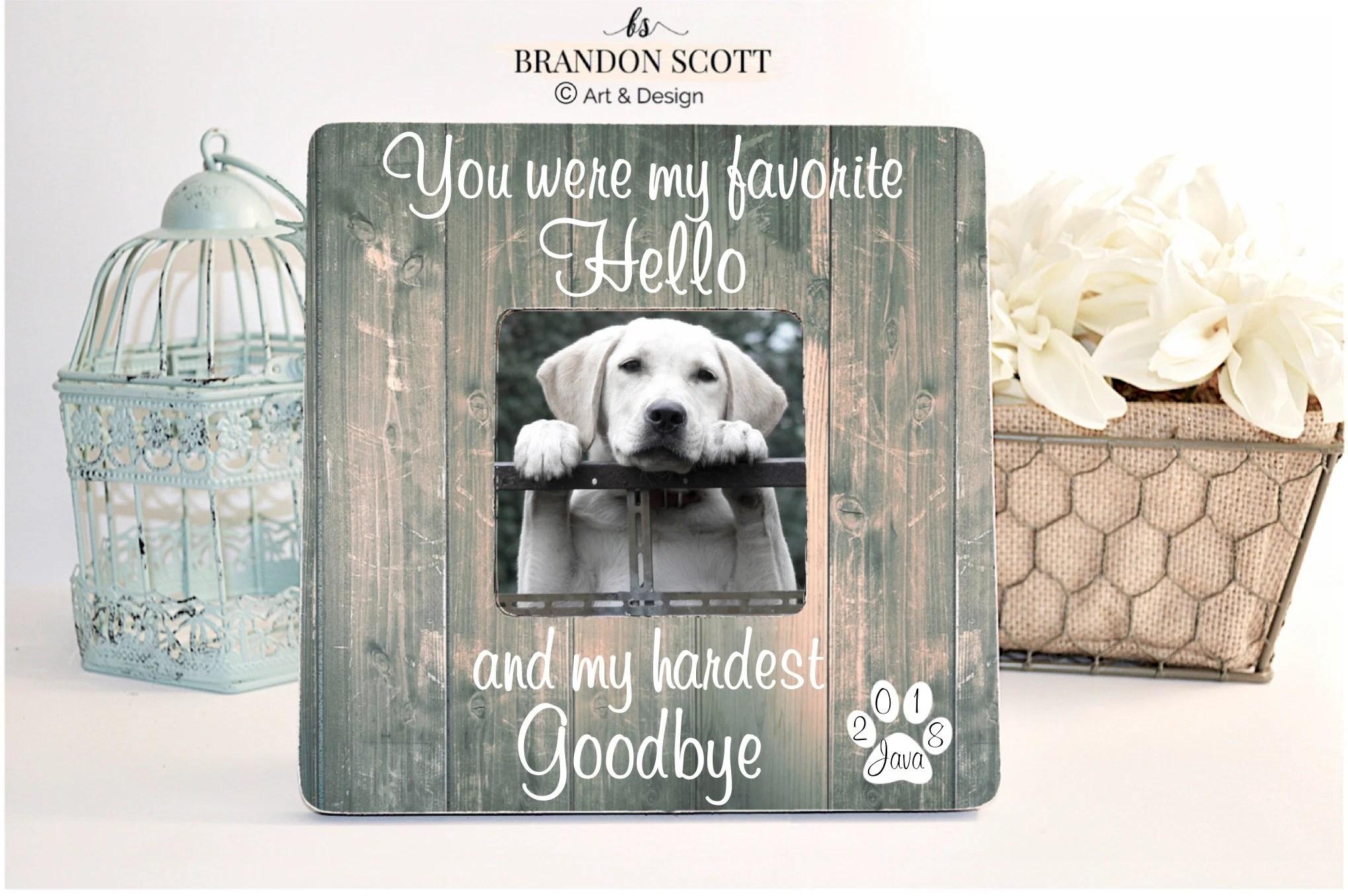 dog memorial pet loss