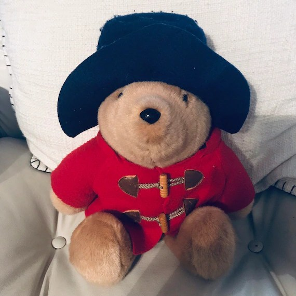 paddington bear stuffed animal # 55