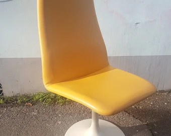 swivel chair em portugues foldable rocking retro etsy 1970s swedish viggen by borge johanson vintage mid century