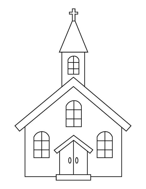 Simple Church Security Policy
