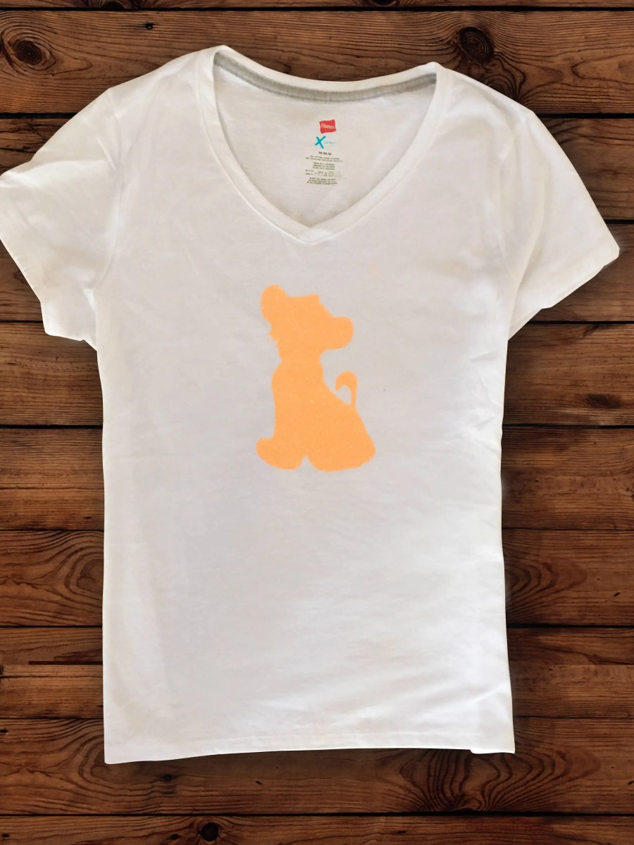 Basic Simba Tee from the ...