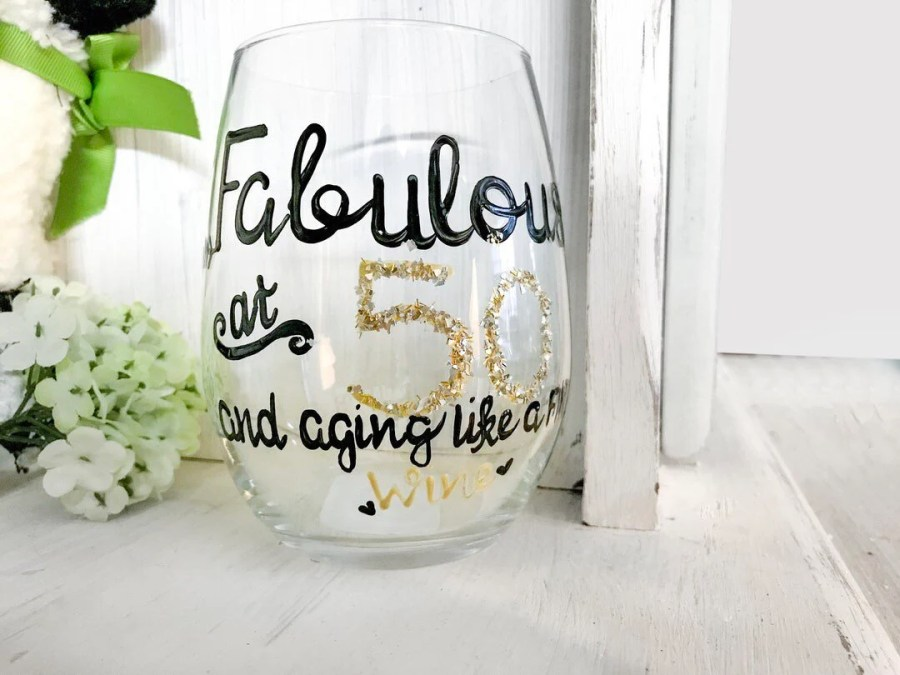 Fifty and Fabulous Wine G...