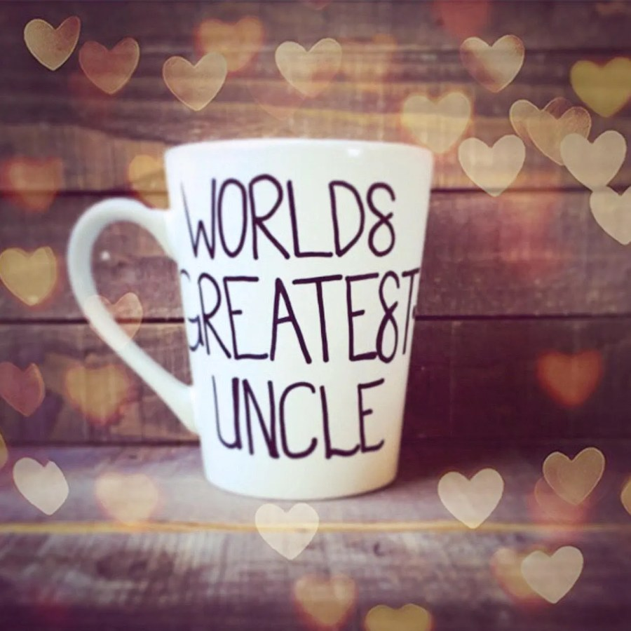 Worlds Greatest Uncle - C...