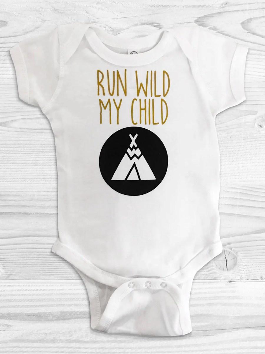 Run Wild My Child - Teepe...