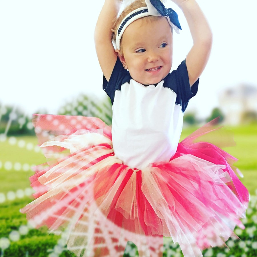 Red and Gold 49ers Tutu -...