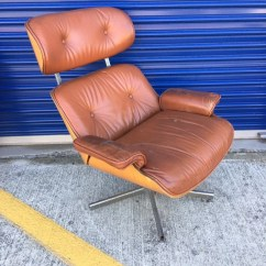 Selig Eames Chair Kitchen Design Ideas Etsy Vintage Mid Century Modern Plycraft Reclining Lounge George Mulhauser Mcm Herman Miller Style Bentwood Leather Arm