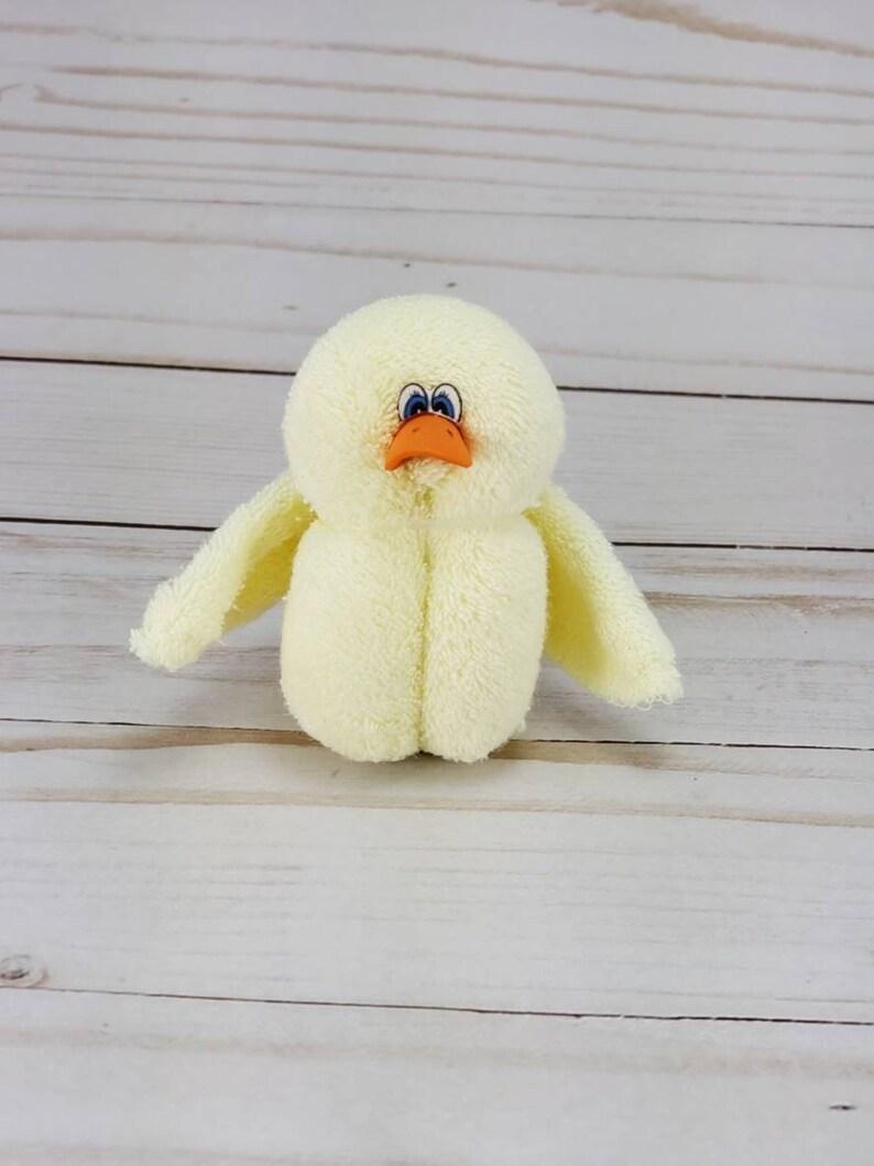 Rubber Duck Baby Shower Washcloth Duck Baby Shower Favors Favor Easter Baby Gift Basket Duckie Babys 1st Easter Gender Neutral Shower