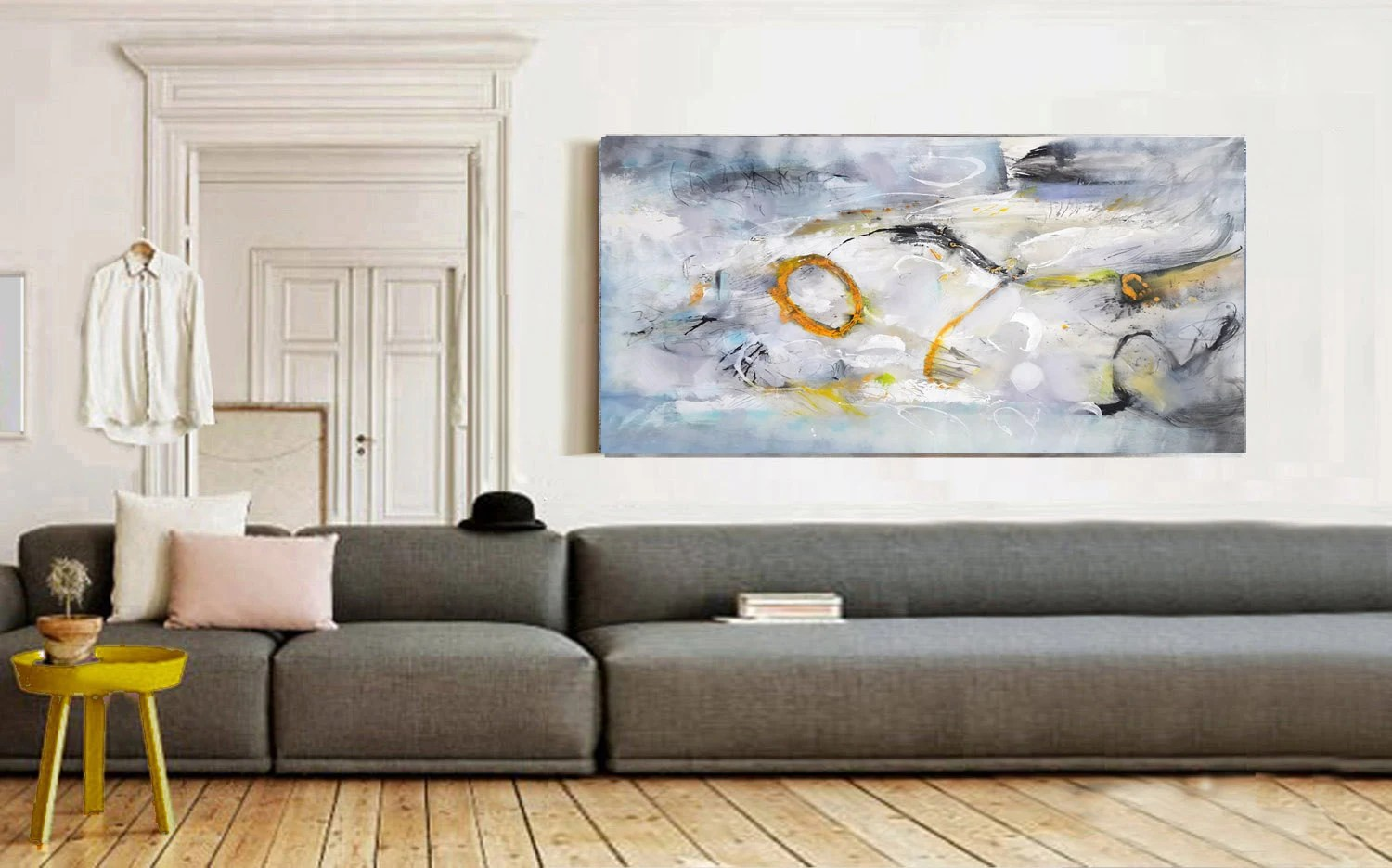 contemporary artwork living room small ideas fireplace art paintings for decoration modern wall large abstract canvas decor fine painting hanging work