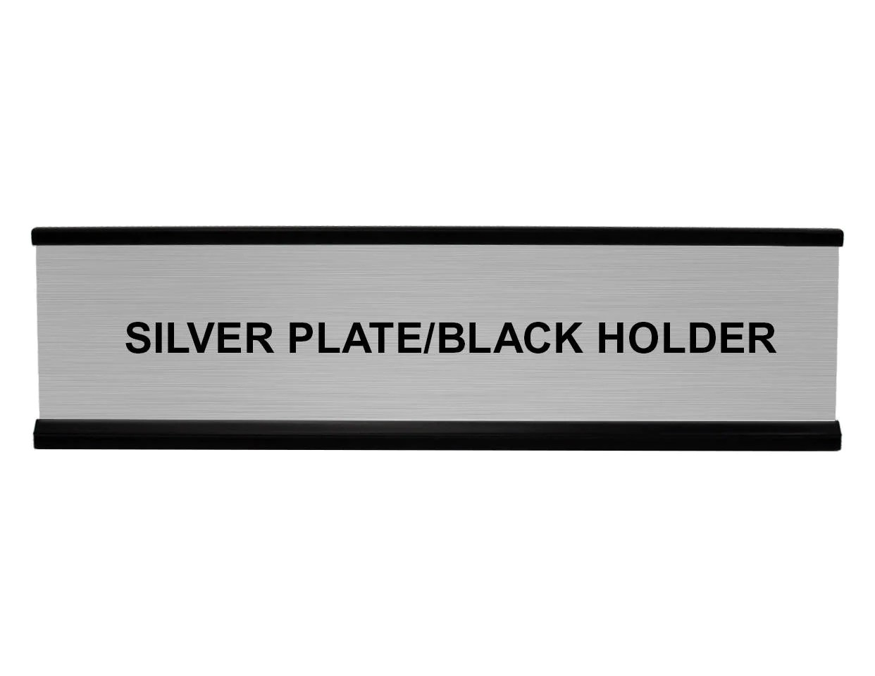 Custom Name Desk Plate  Personalized Name Plate  Choose Your image 7