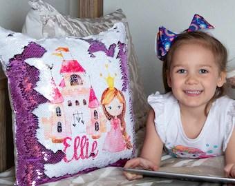 princess pillow etsy
