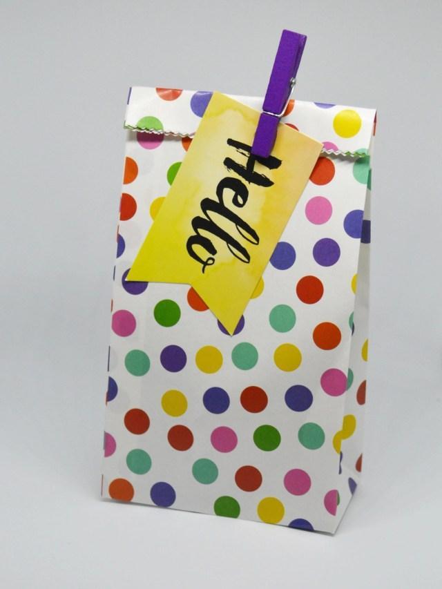 Surprise Me Glitter bow /...