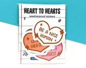 Heart to Hearts Sticker Pack