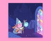 Magic Portal Art Print