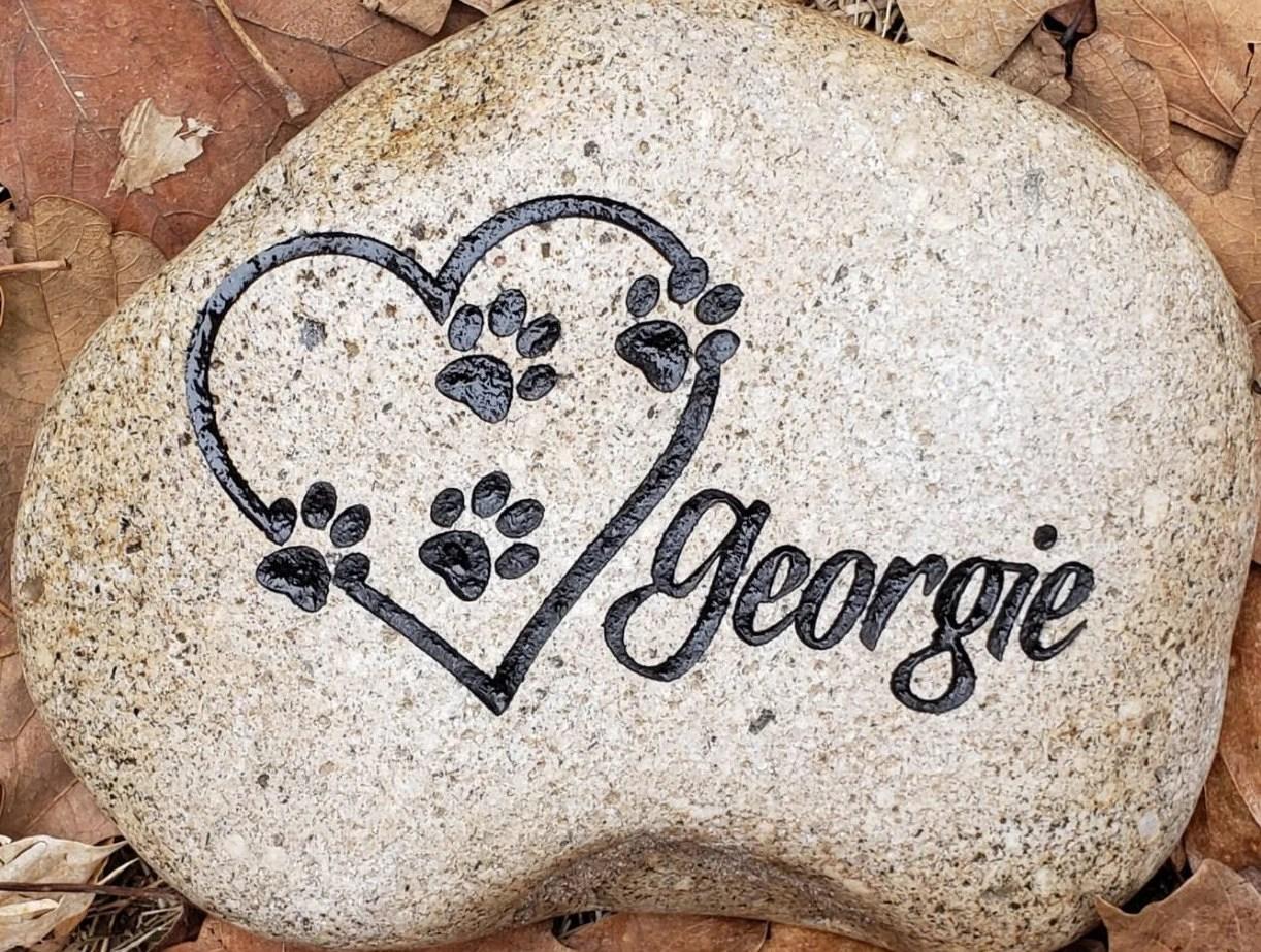 pet memorial stone 7