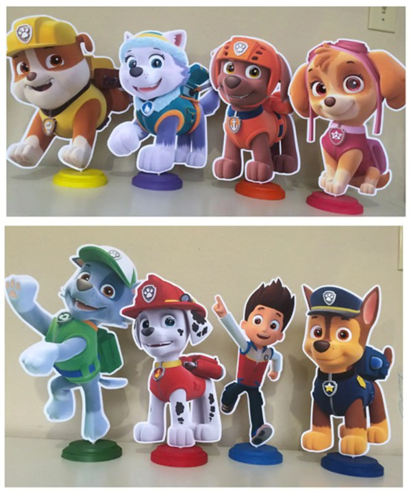 Everest Paw Patrol Marshall X - Year of Clean Water