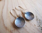 Oxidised sterling silver ...