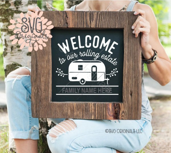 Rv Svg Cutting File Cricut