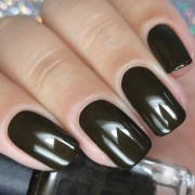 dark brown nail polish bauhaus