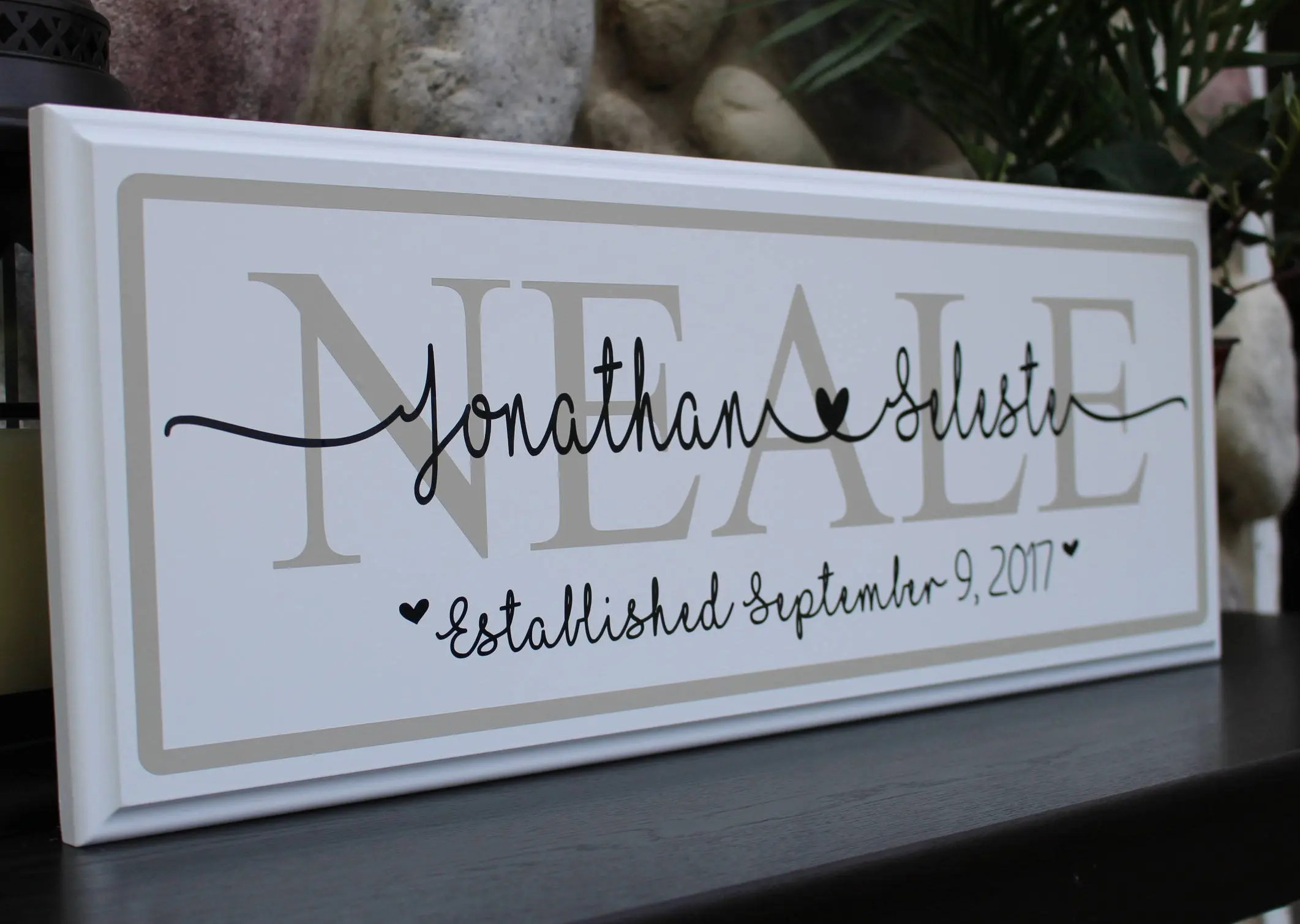 Bridal Shower Keepsake Bride