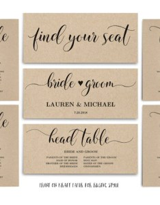 Image also rustic wedding seating chart template header signs and table etsy rh