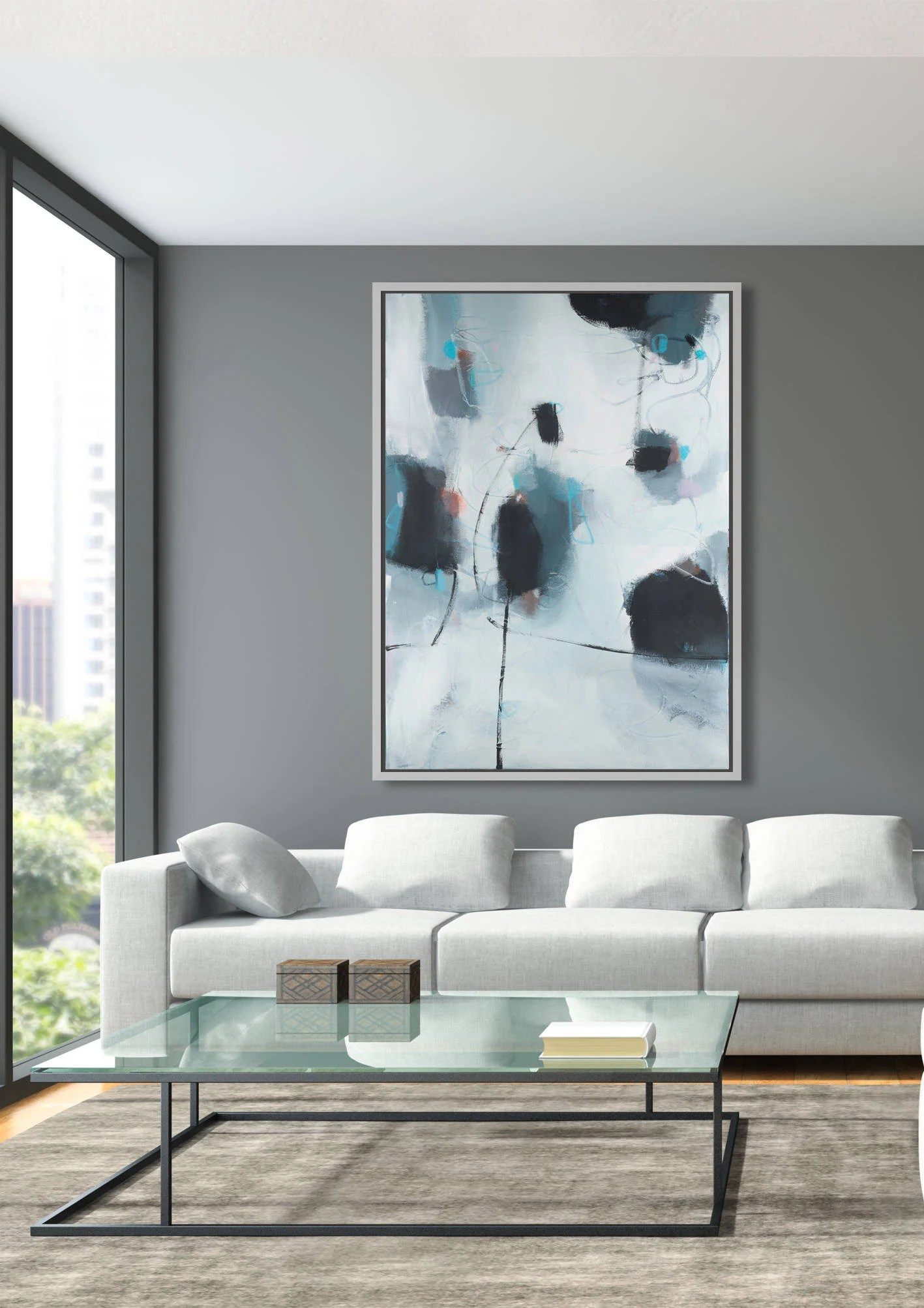 white wall decorations living room luxury italian style sets art etsy abstract print large modern painting back and decor camilo mattis