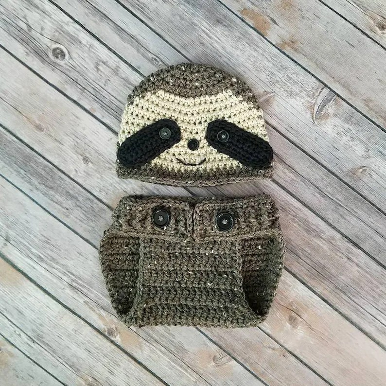 baby sloth outfit sloth