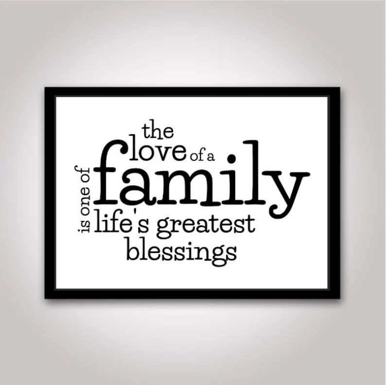 Download The love of a family is one of life's greatest blessings ...