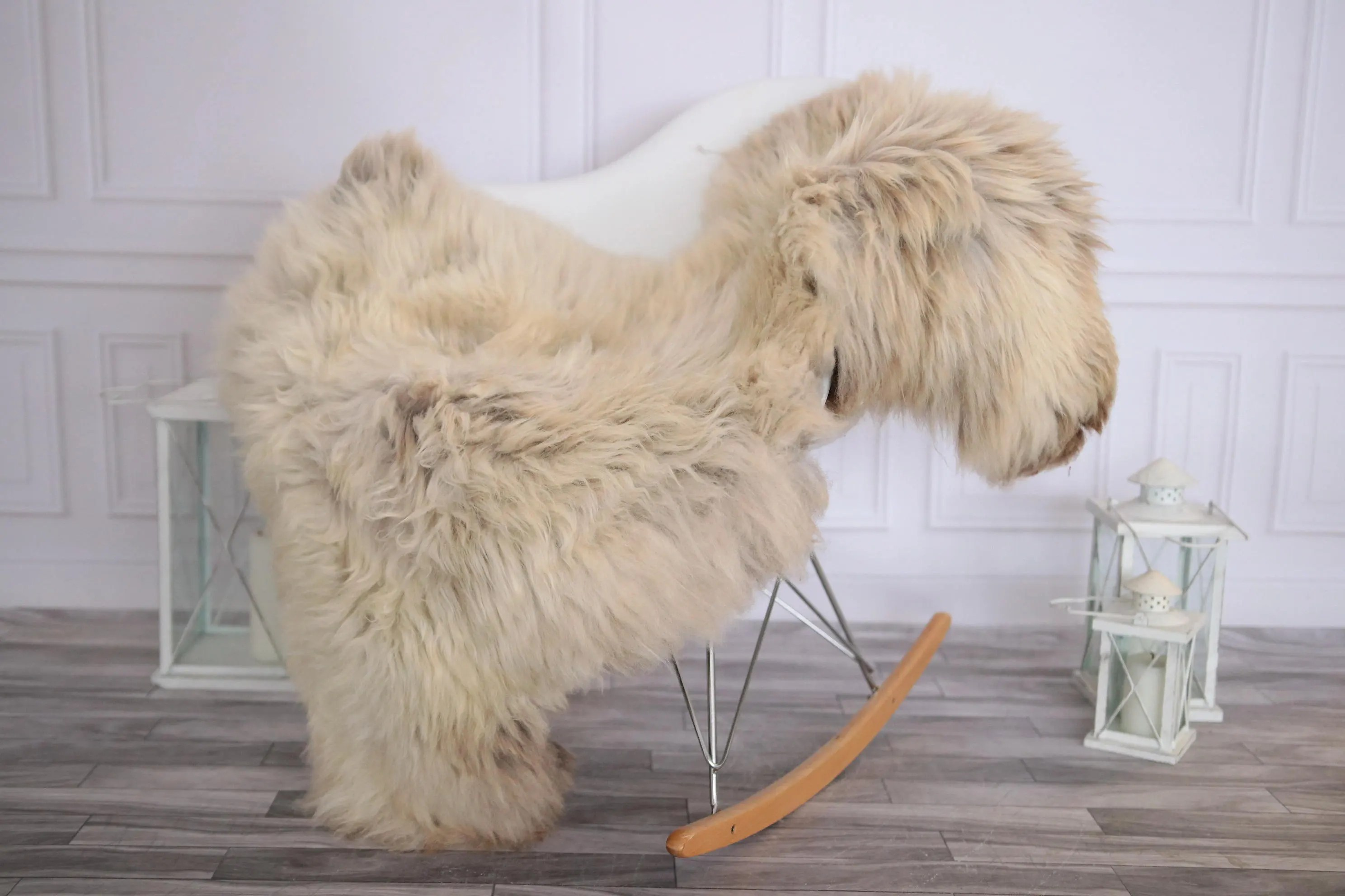 Sheepskin Chair Covers Sheepskin Rug Real Sheepskin Rug Shaggy Rug Chair Cover