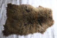 ON SALE Brown Sheepskin | Sheepskin Rug | Real Sheepskin ...
