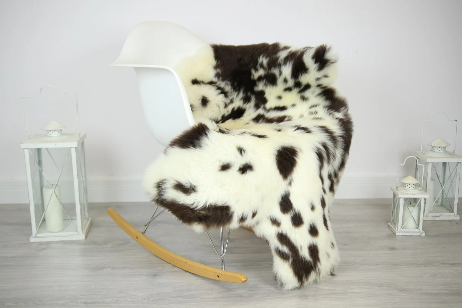 Sheepskin Chair Covers Real Sheepskin Rug Shaggy Rug Chair Cover Sheepskin Throw