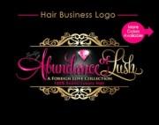 hair extensions logo