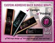 custom bundle wraps hair wrap