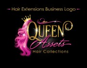 hair bundle logo business