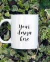 White Mug Mock Up White Mug Mockups Coffee Mug Mockup Cup Etsy