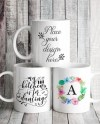 3 Mug Mock Up Printful Mug Mockup Three Mug Mock Up3 Blank Etsy