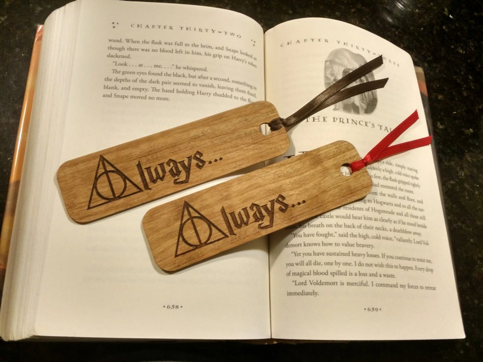 Deathly Hallows Always Wo...
