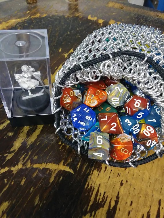 find your dnd dice