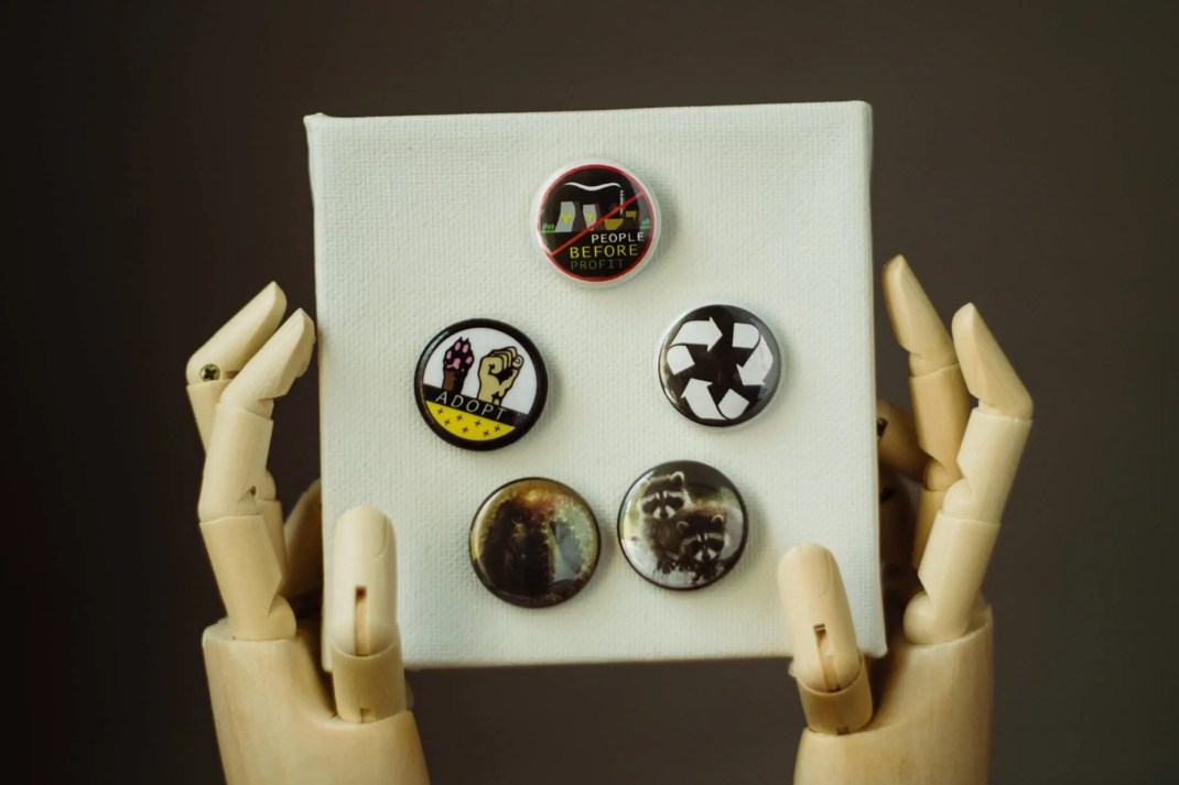 Be Kind Pin   Buttons   P...