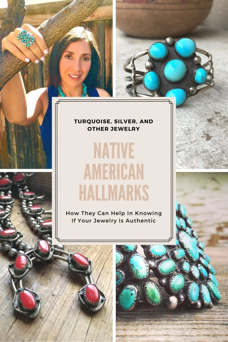 Native American Silversmiths Marks : native, american, silversmiths, marks, Native, American, Hallmarks